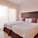 1 Bedroom Melvin Apartment Bedroom On Mar Menor Golf Resort